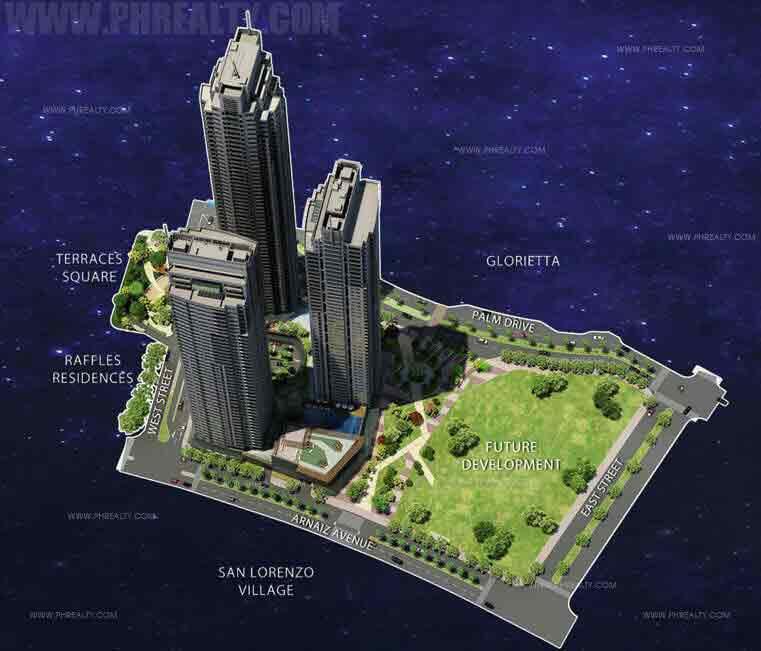 Park Terraces - Site Development Plan