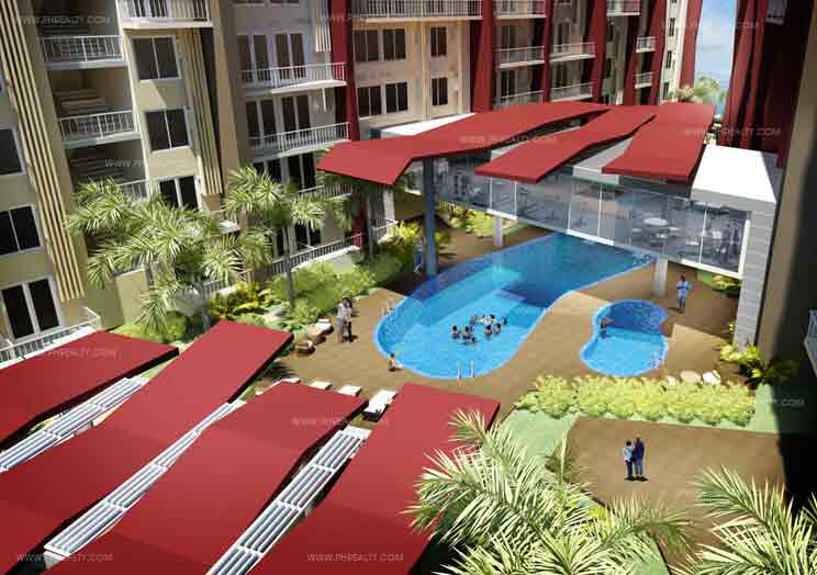 The Silk Residences - Pool