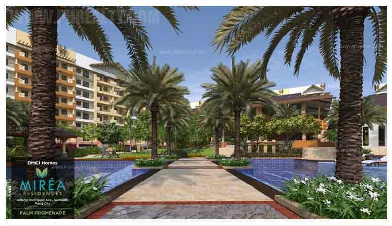 Mirea Residences - Palm + Promenade