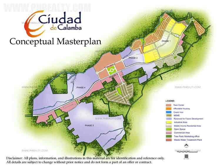 Punta Altezza - Master Plan