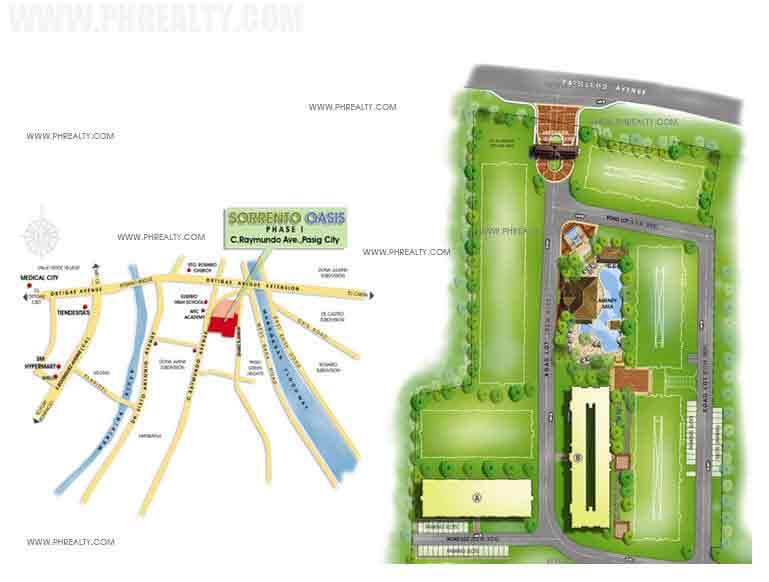 Sorrento Oasis - Building Plans