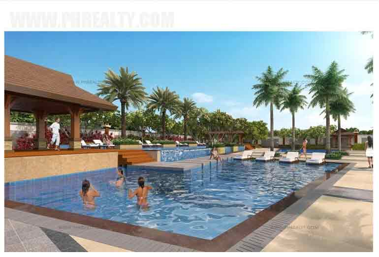 Viera Residences - Lounge Pool