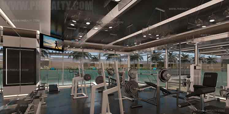 The Stratford Residences - Gym