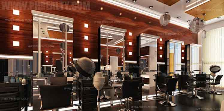 The stratford residences preselling condominium for sale for Actual beauty salon