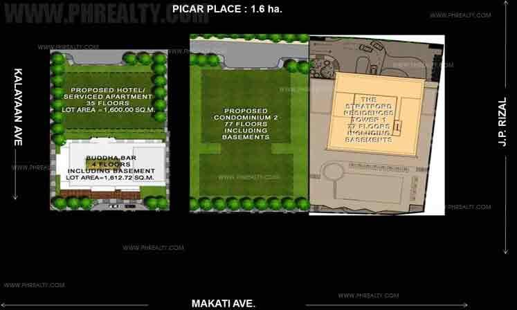 The Stratford Residences - Building Plan