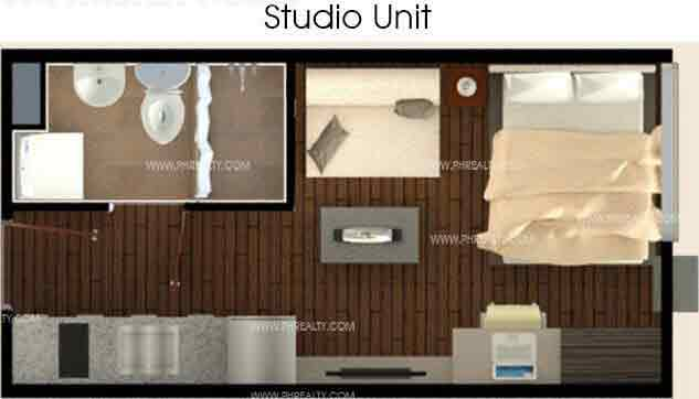 Stanford Suites - Studio Unit