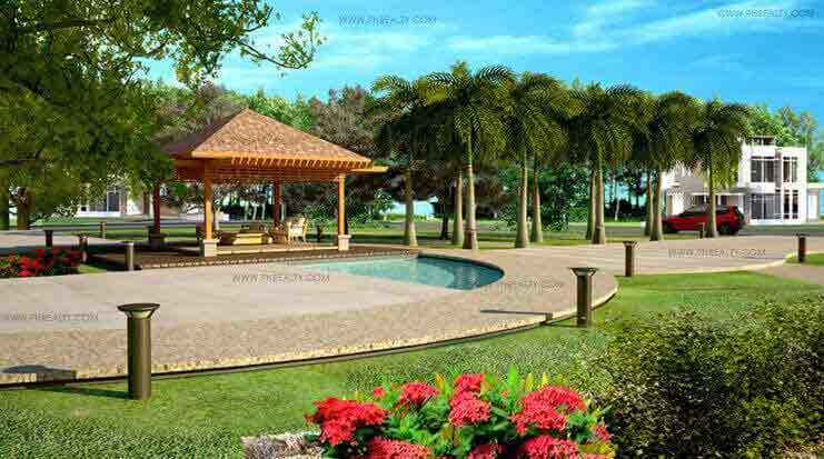 Miami Mansions - Garden 2