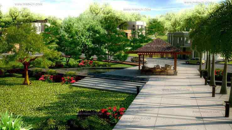 Miami Mansions - Garden