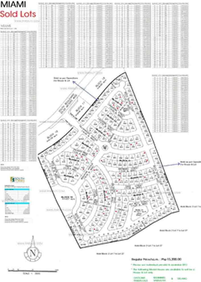 Miami Mansions - Site Development Plan (2)