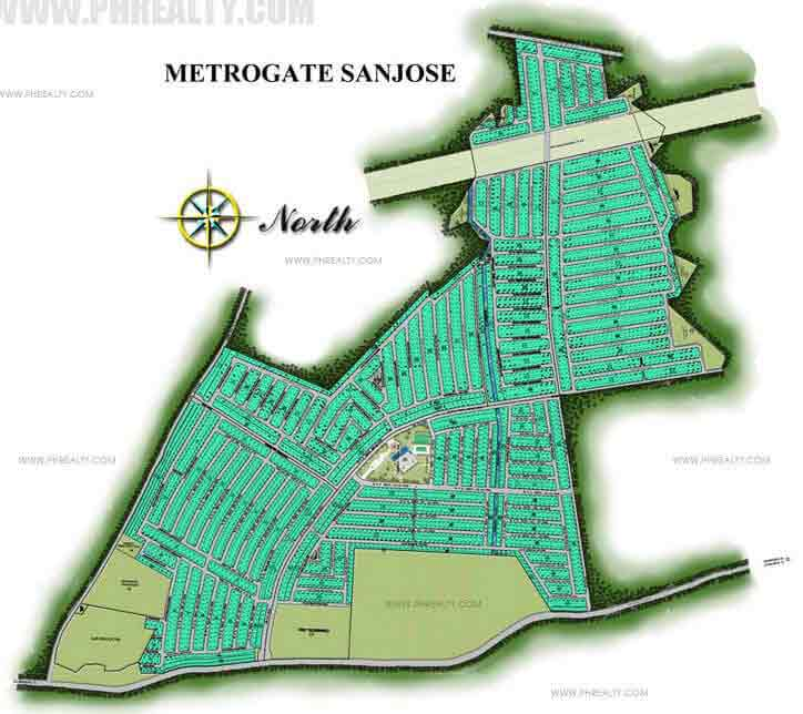 Metrogate San Jose - Site Development Plan