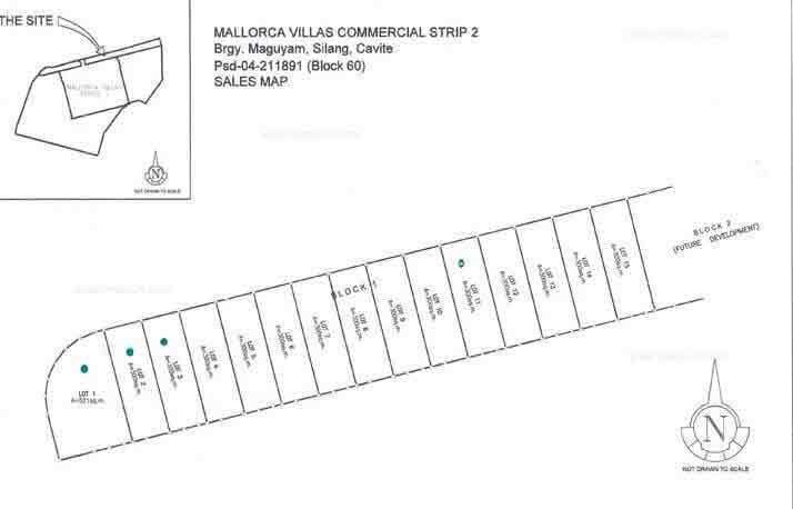 Mallorca Villas - Site Development Plan