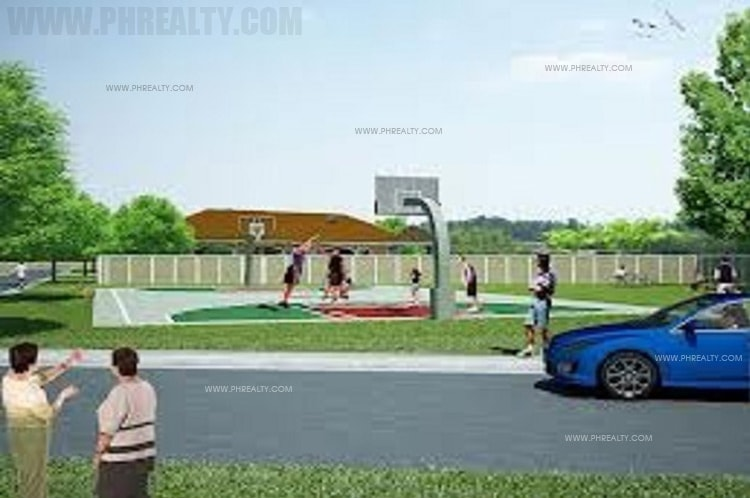 Metrogate Primavera - Basketball Court