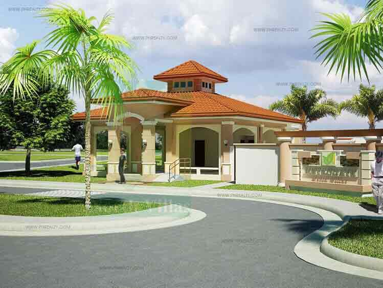 Metrogate North Villas - Clubhouse View