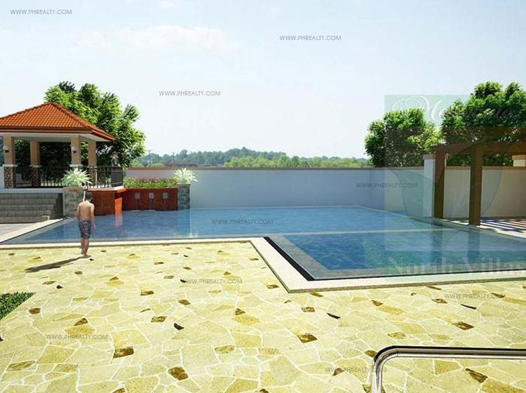 Metrogate North Villas - Pool Vew
