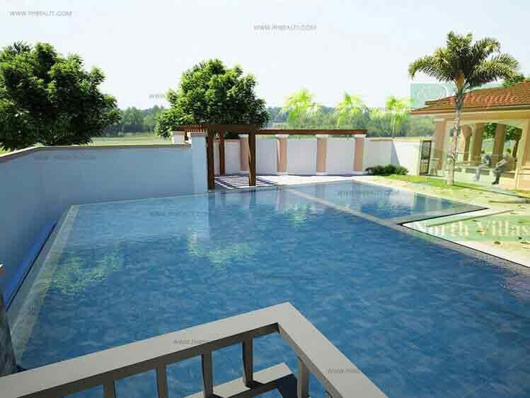 Metrogate North Villas - Pool View 1