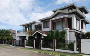 Bali Mansions Lot Only For Sale In Santa Rosa Laguna