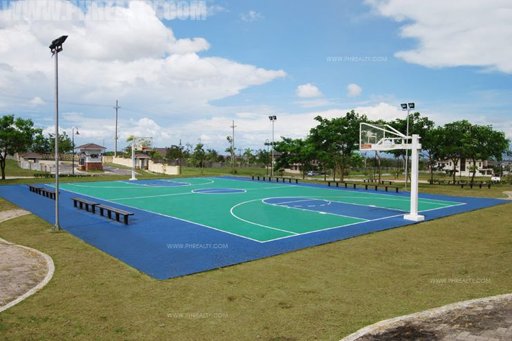Bali Mansions - Basketball Court