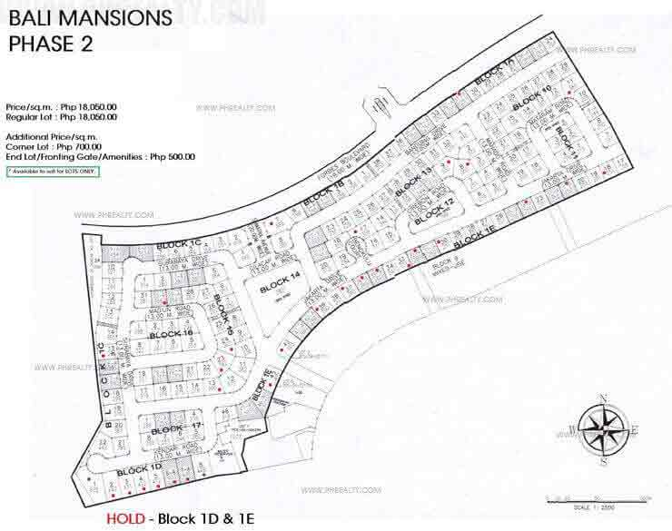 Bali Mansions - Site Development Plan (2)