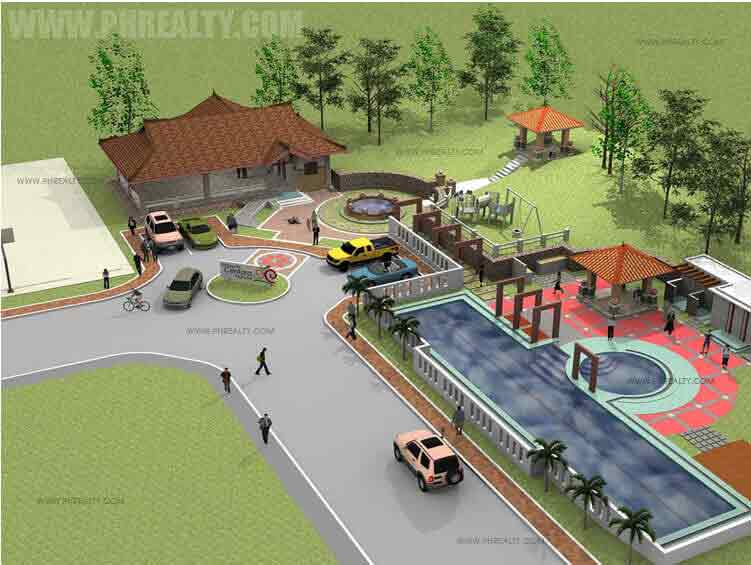 Metrogate Centara Tagaytay - Amenity Area