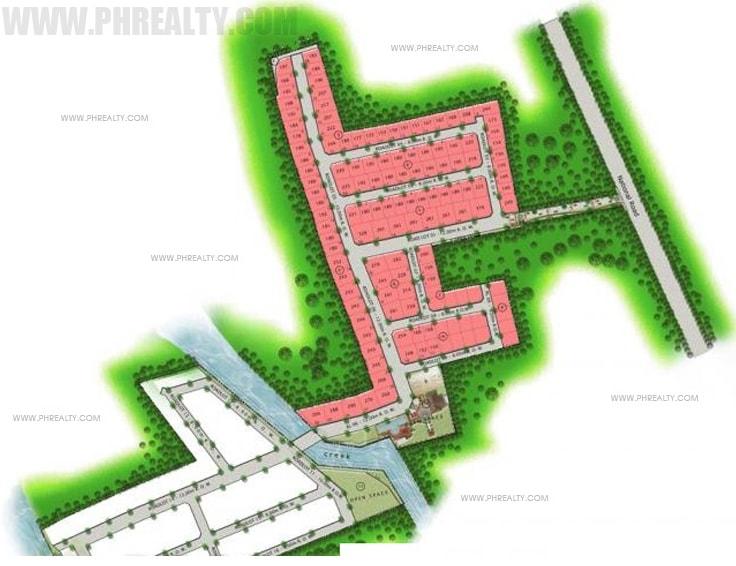 Metrogate Centara Tagaytay - Site Development Plan