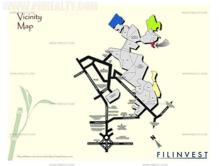 The Enclave - Location & Vicinity
