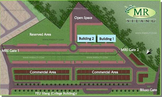 Moldex Residences - Site Development Plan2