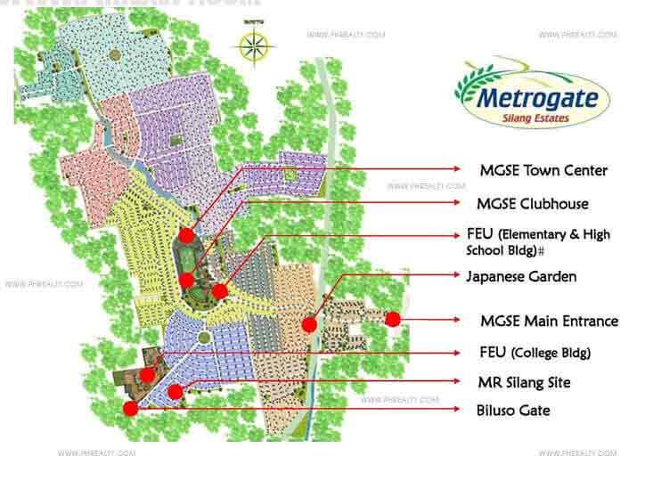 Moldex Residences - Site Development Plan