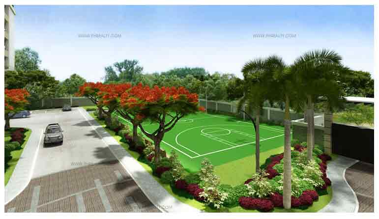 La Verti Residences - Basketball Court