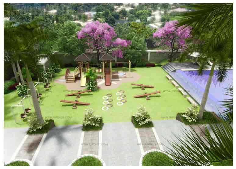 La Verti Residences - Children's Playground