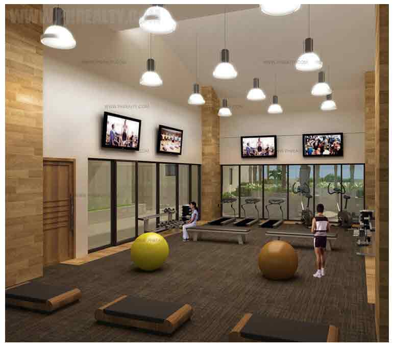 La Verti Residences - Fitness Gym