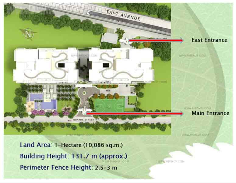 La Verti Residences - Site Development Plan