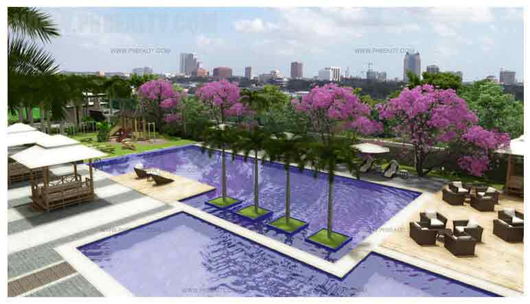 La Verti Residences - Pool Area