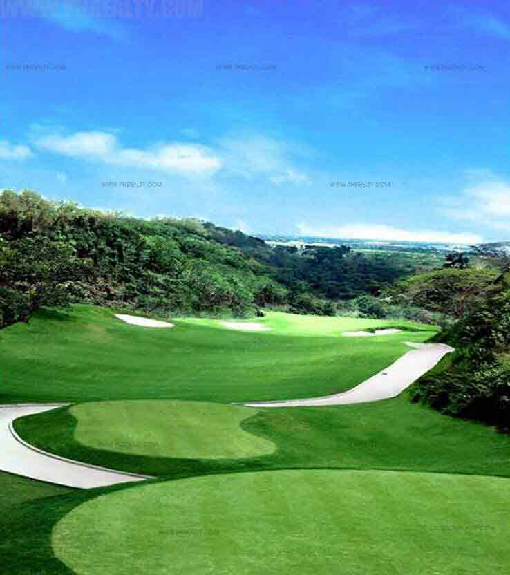 Phuket Mansions - Golf Course