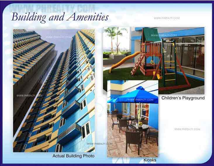 The Grand Towers - Building_and Amenities