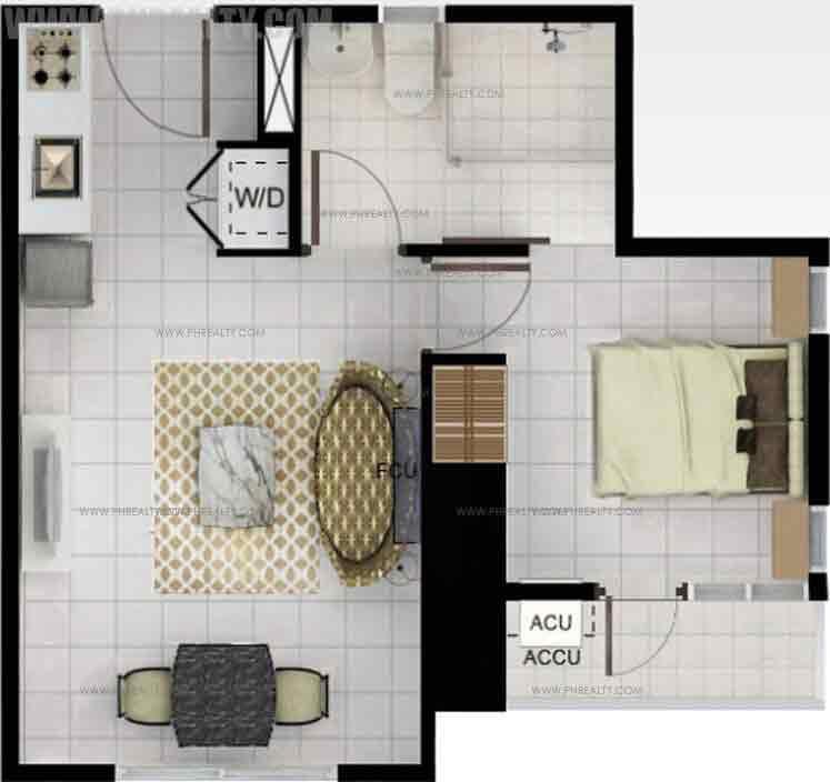 Zitan - One Bedrooms