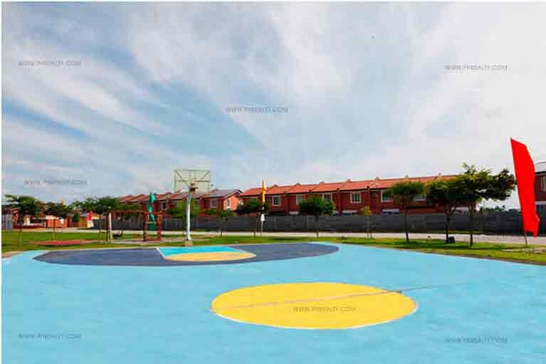 Camella Baliwag - Basketball Court