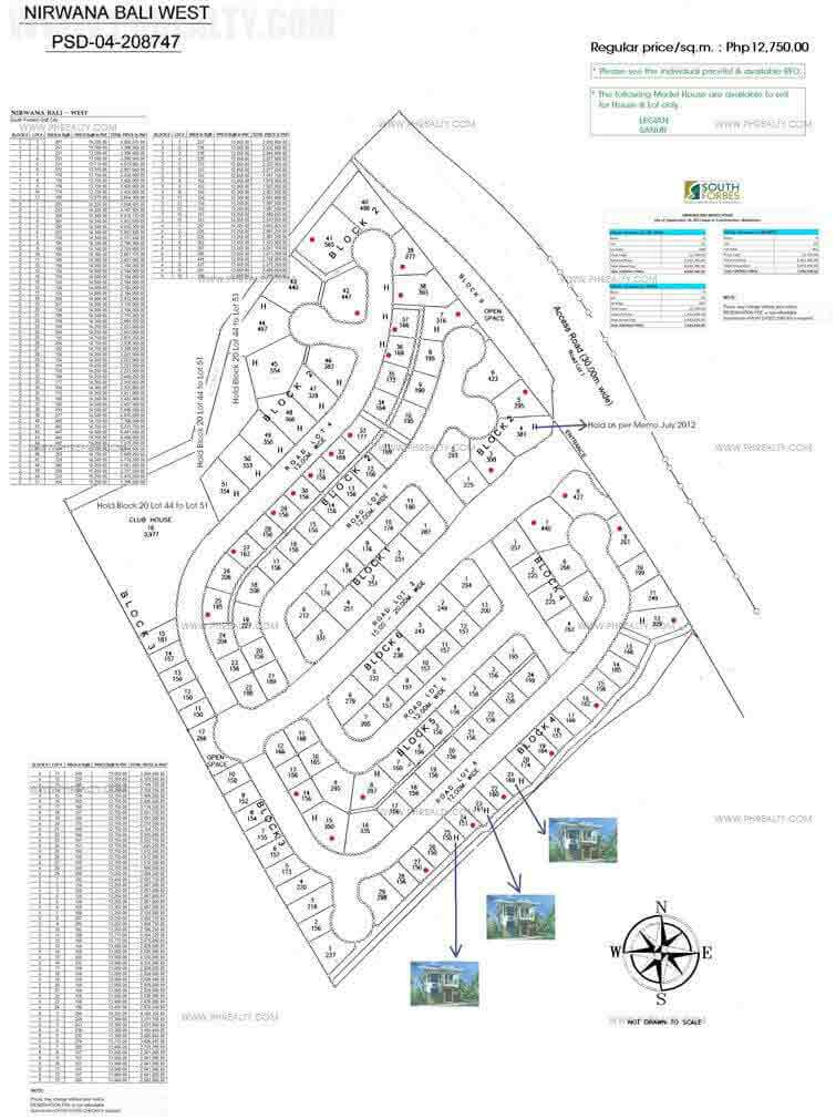 Nirwana Bali - Site Development
