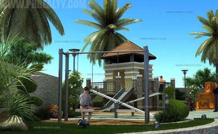 Scandia Suites - Playground