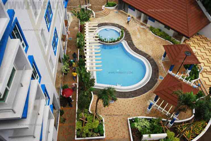 Scandia Suites - Swimming Pool