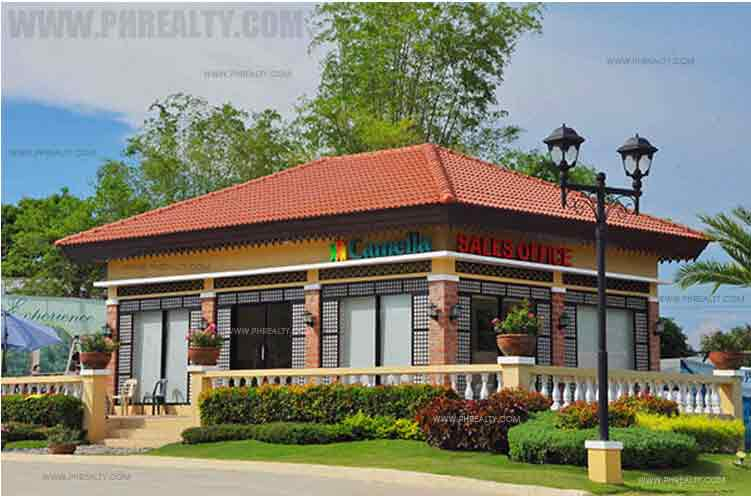 Camella Bantay - Camella Sales Office