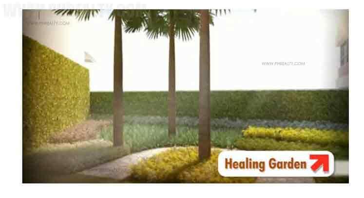 The Levels - Healing Garden