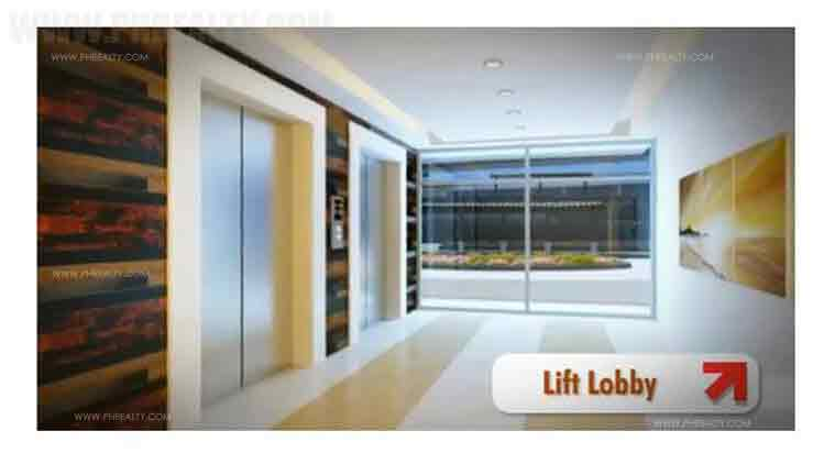 The Levels - Lift Lobby