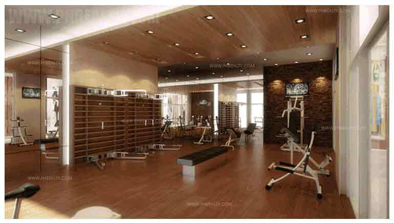 The Linear - Fitness Room