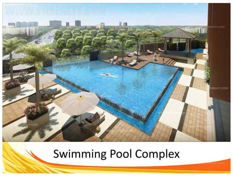 The Amaryllis - Swimming Pool Complex