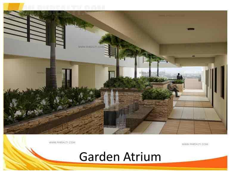 The Amaryllis - Garden Atrium