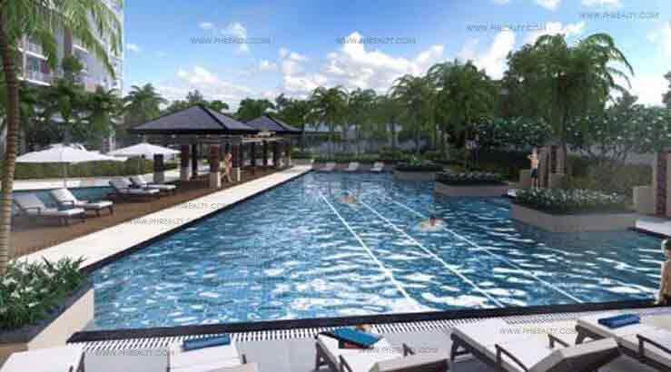 Brixton Place - Swimming Pool