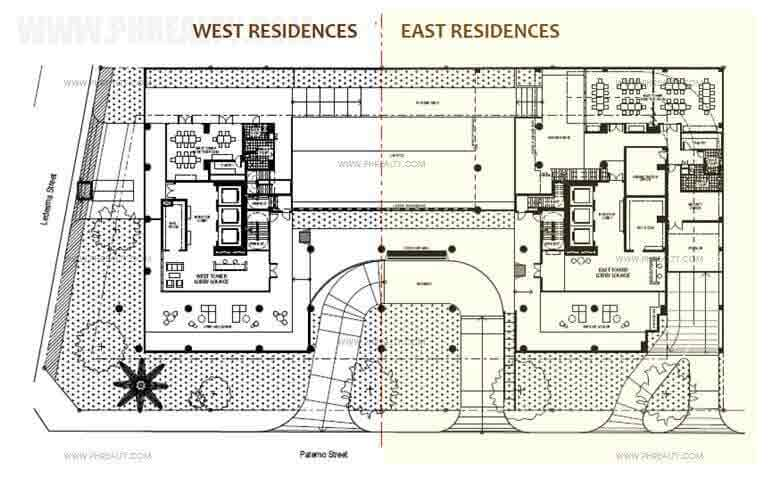 Mango Tree Residences  - Site Development Plan
