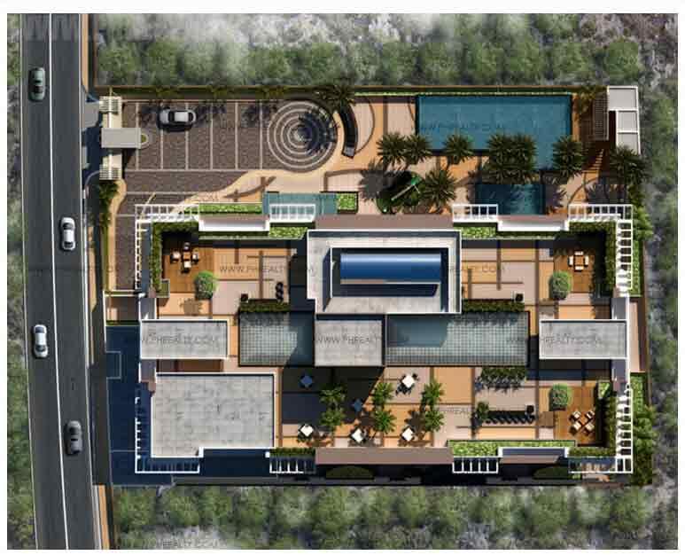 Sorrel Residences - Site Development Plan