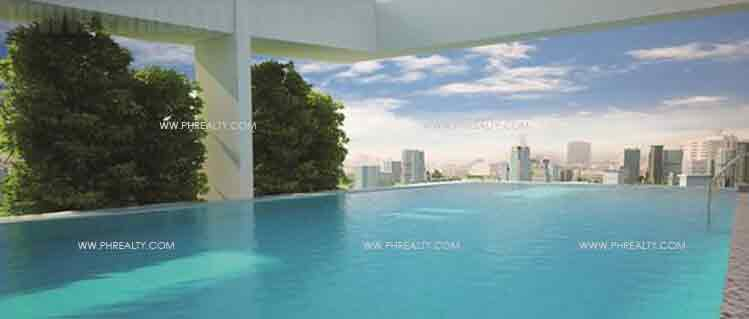 Vinia Residences - Infinity Pool