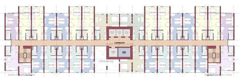 Vinia Residences - Residential Floor Plan